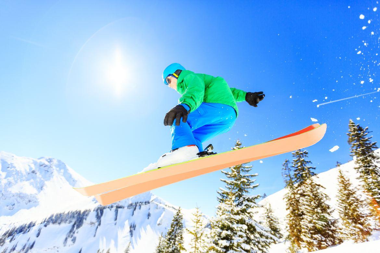 Top 6 Italian Ski Resorts