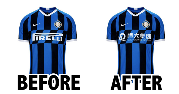 Italian soccer club 'Inter Milan' Gets A New Chinese Sponsor