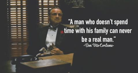 Italian vito corleone quotes The Godfather: