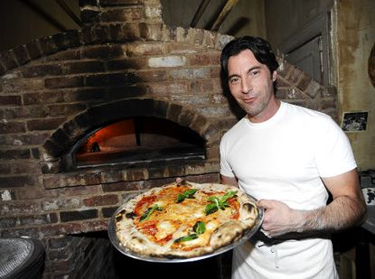 Meet Brooklyn's Pizza Purist – Mark Iacono