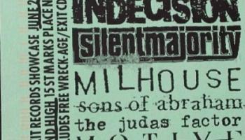 Silent Majority-Kill Your Idols-Hail Mary-Devoid Of Faith