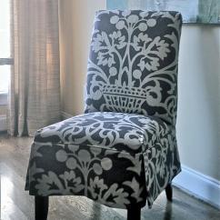 Parson Chair Slipcovers Thermarest Kit Renovar As Cadeiras, Dúvida De Monique Carvalho - Hardecor
