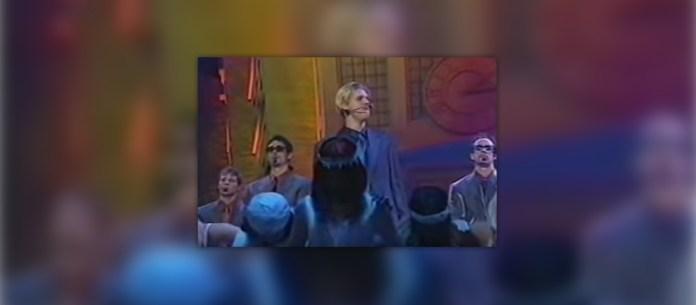 poikabändi-Backstreet-Boys