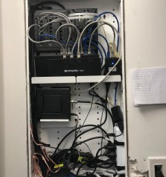 help wiring monoprice cat6 patch panel hard forum wiring diagrams img cat6 or cat6a for home [ 1500 x 2000 Pixel ]