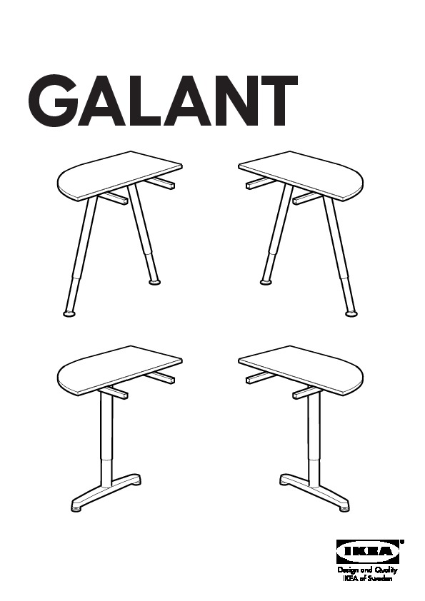 WTB Ikea Galant 1/4 moon extension in black/brown or 1/2