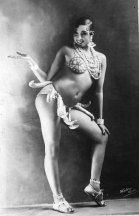 JOSEPHINE BAKER (Dancer/Singer/Actress)
