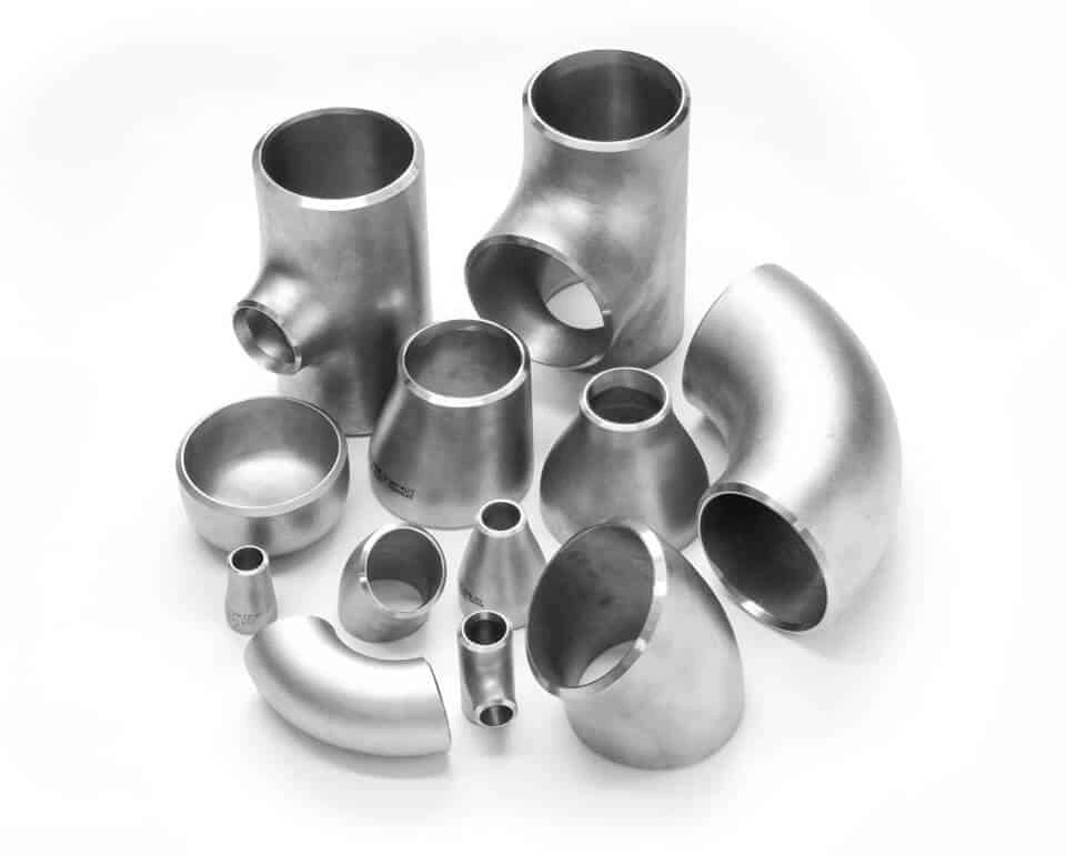 Pipe fittings inspection testing marking