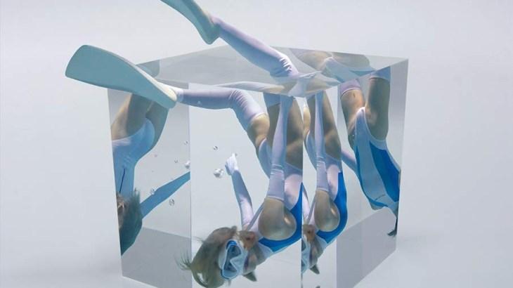 銀座でしか買えない写真集「cube」とセブンイレブンでしか買えない「溺死ジャーナル」