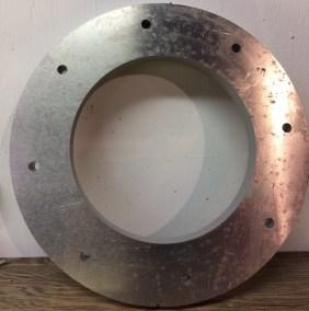 Aluminum-Flange