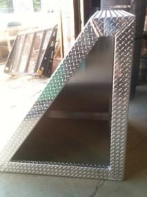 Aluminum Ramps