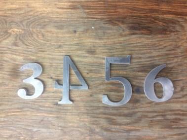 Aluminum Numbers