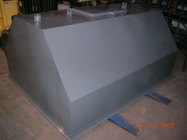 Hydraulic Steel Tank