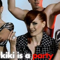 "Dive, Turn, Work: Scissor Sisters // ""Let's Have A Kiki"" Video"