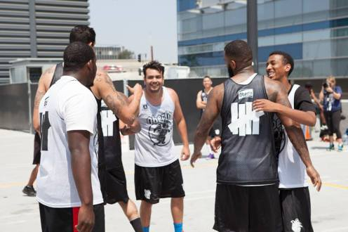 The Game Taco Frankie Hard Knock Hoops Basketball