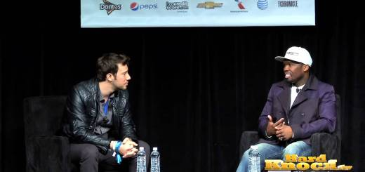 50 Cent talks Kendrick Lamar, Nas, Get Rich or Die Tryin, Lil Wayne clones interview by Nick Huff Barili SXSW Keynote