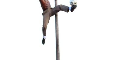 Incredible soccer/football Freestyle Tricks/Dribbling. Best in World??? Iya Traore by Nick Huff Barili