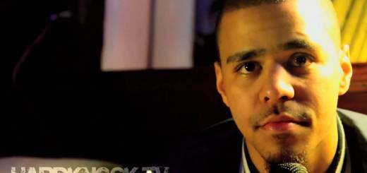 J Cole talks Who Dat, Freshmen 10, Void in Hip Hop interview by Nick Huff Barili