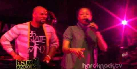 Kanye West, Common and Erykah Badu Freestyle @ SXSW