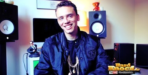 Logic talks Top MCs, Painful Break Up, Meaning of Rattpack, Shares Advice interview by Nick Huff Barili hard knock tv