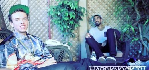 Logic talks working with No ID, Hip Hop Renaissance + Meet the Rattpack interiew by Nick huff Barili hard knock tv