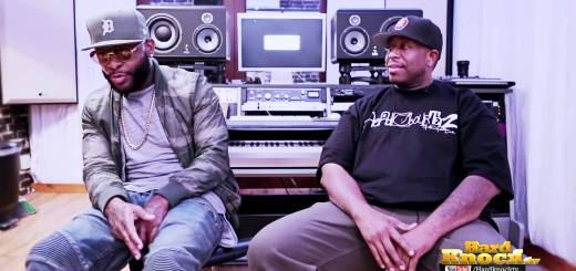 PRhyme DJ Premier, Royce da 5'9 talk Lack of Balance on Radio, Why No Eminem on Album interview by Nick Huff Barili hard knock tv