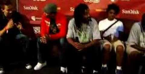 The Pharcyde Reunion EXCLUSIVE Interview (part 1)