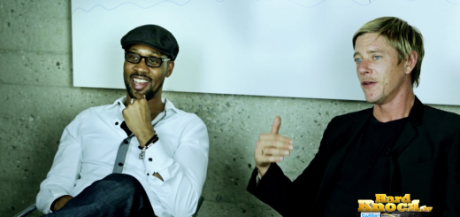 RZA Paul Banks Nick Huff Barili Hard Knock TV
