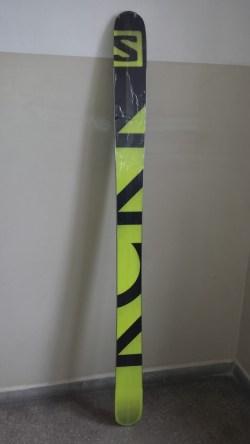 Salomon Rocker 2 108 Black/Yellow/Green (15/16) 182