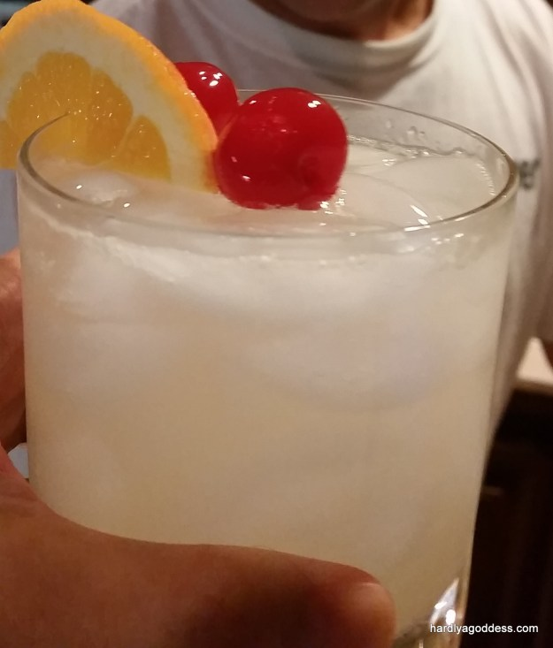 How to Make Simple Syrup…and a Tom Collins