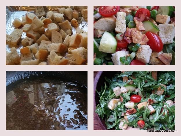 Bread Salad Panzanella