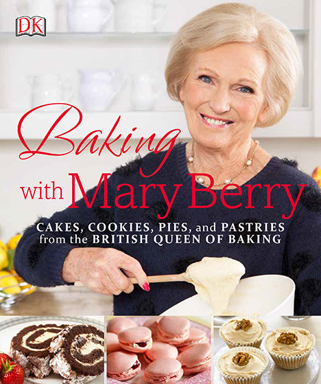 Mary Berry's newest book