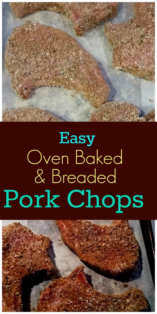 Easy Oven Baked Amp Breaded Pork Chops Sundaysupper