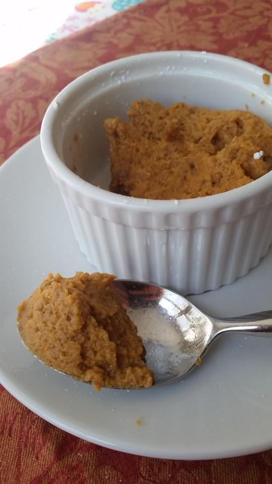 Healthy Pumpkin Pudding