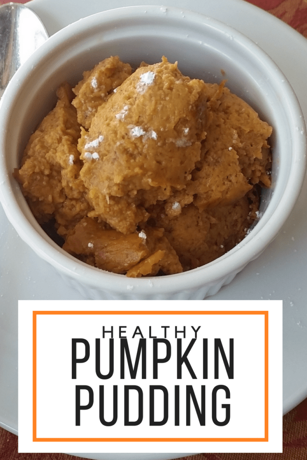 Healthy Pumpkin Pudding