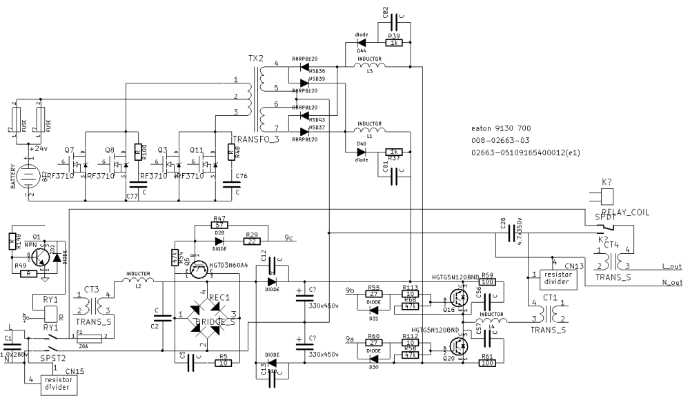 medium resolution of eaton 9130 wiring diagram wiring diagram b7eaton vfd wiring diagram schematic diagram eaton 9130 wiring diagram