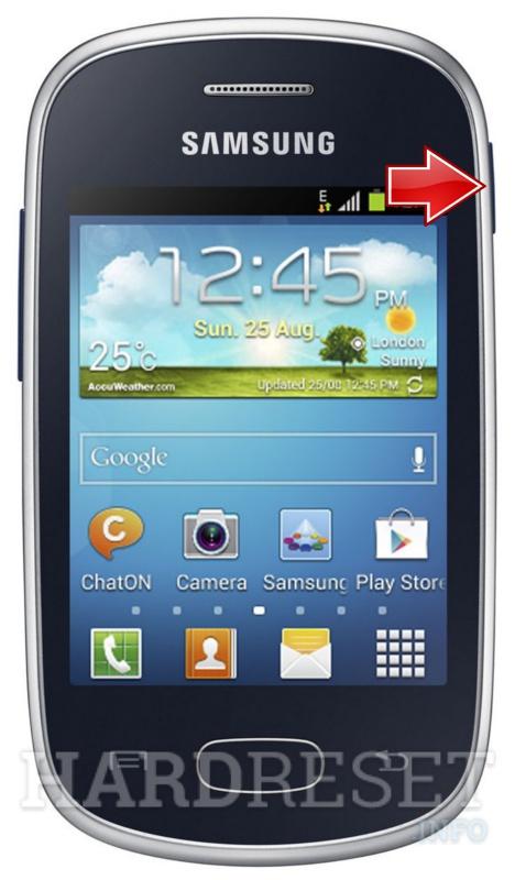 Cara Flash Samsung Gt S5312 : flash, samsung, s5312, Reset, SAMSUNG, S5280, Galaxy, Star,, HardReset.info
