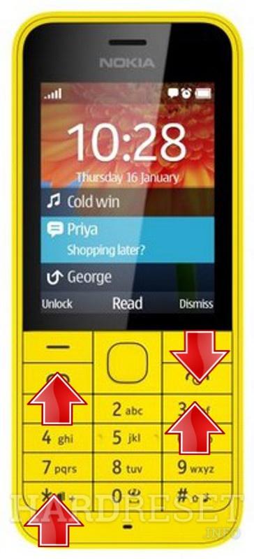 Cara Flash Nokia 220 Dengan Best : flash, nokia, dengan, Reset, NOKIA, HardReset.info