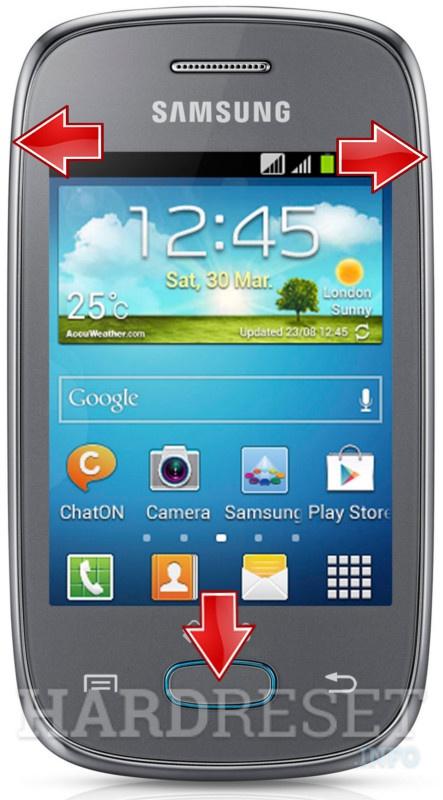 Samsung Galaxy Pocket Neo Duos S5312 Stock Rom