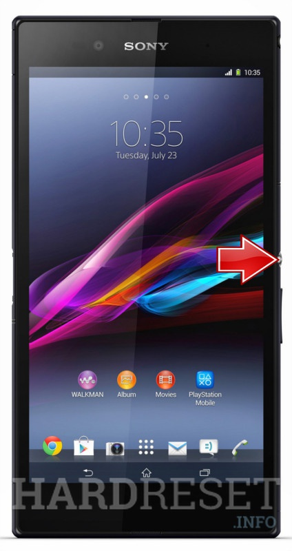 Firmware Sony Xperia Z1 C6903 (Flash File) | Kumpulan Rom