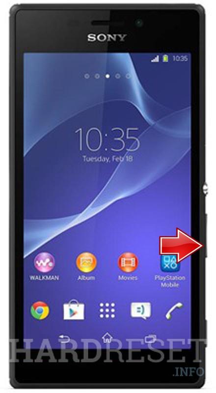 Cara Flash Sony Xperia Z1 C6903 : flash, xperia, c6903, Perform, Reset, Bypass, Xperia, C6903?,, HardReset.info