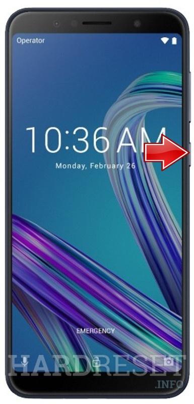Twrp Asus Zenfone Max Pro M1 : zenfone, Recovery, ZenFone, HardReset.info