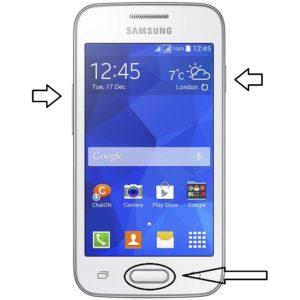 Factory Reset Samsung Galaxy ACE 4 SM-G316M