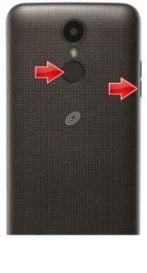 LG Rebel 2 L58VL