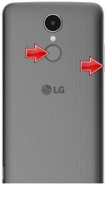 LG K8 (2017) M200N
