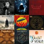 Billboard Top 15 Hard Rock Albums – 3/30/13