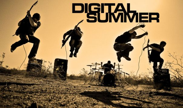 Digital Summer Band Photo