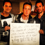Hard Rock Artists Promote World Suicide Prevention Day