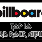 Billboard Top 15 Hard Rock Albums – 10/19/13