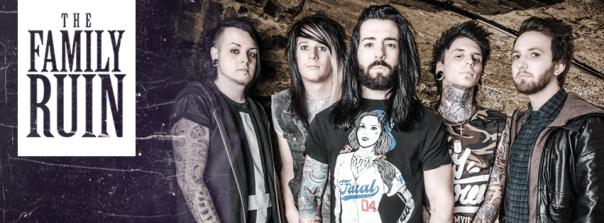 The Family Ruin Band Photo