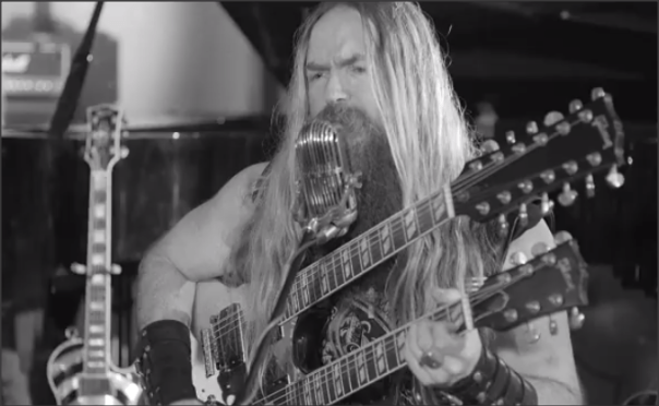 Zakk Wylde - Black Label Society - Angel Of Mercy